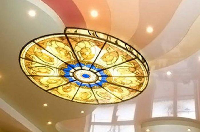 Натяжной потолок премиум класса