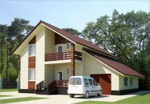 строительство домов под ключ ЧП Стиль